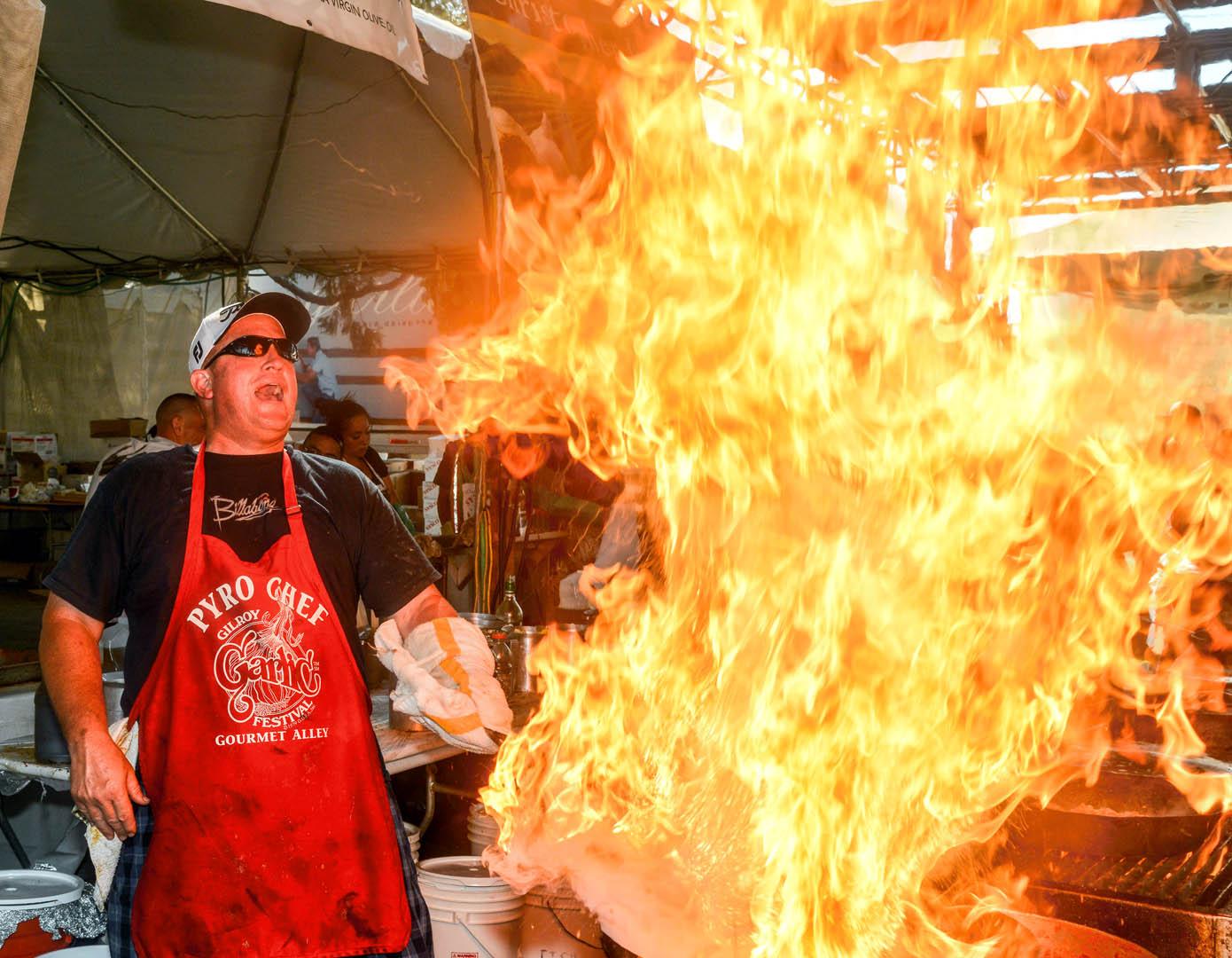 Nonprofit profile: Garlic Festival Association gives back to South Valley nonprofits