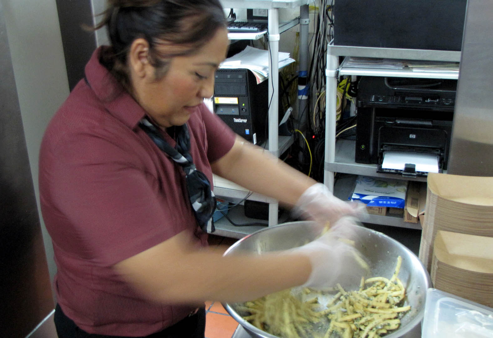 Dining profile: Gilroy garlic fries are proving to be a big hit at Bay Area McDonald's