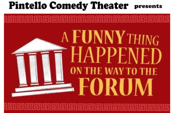 Entertainment: Pintello Comedy Theater presents hilarious story of ancient Rome