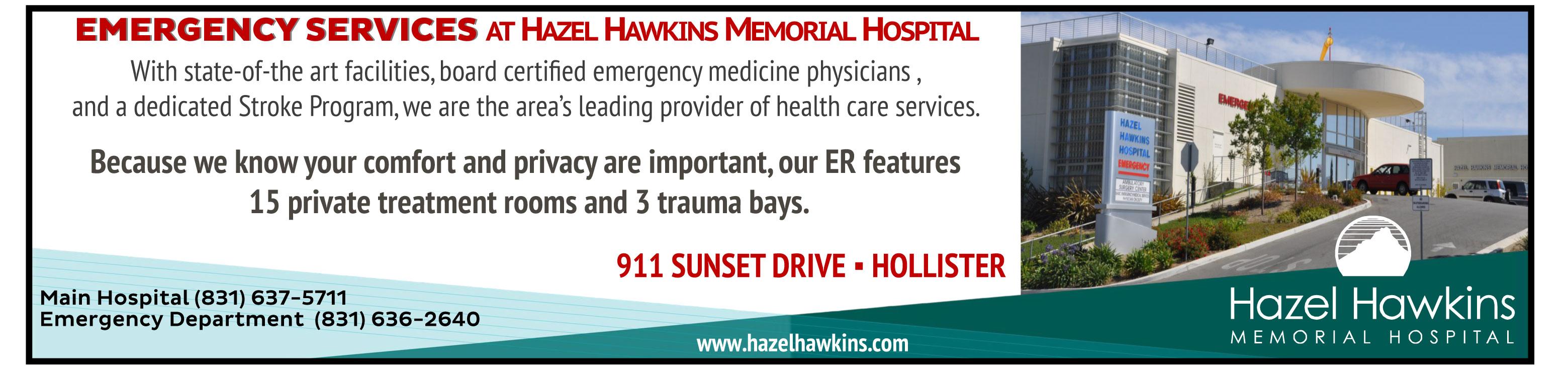 Hazel Hawkins Hospital