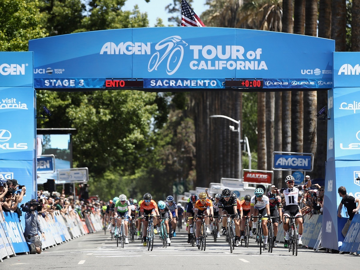 Time trails of Tour of California to come through South Valley May 16