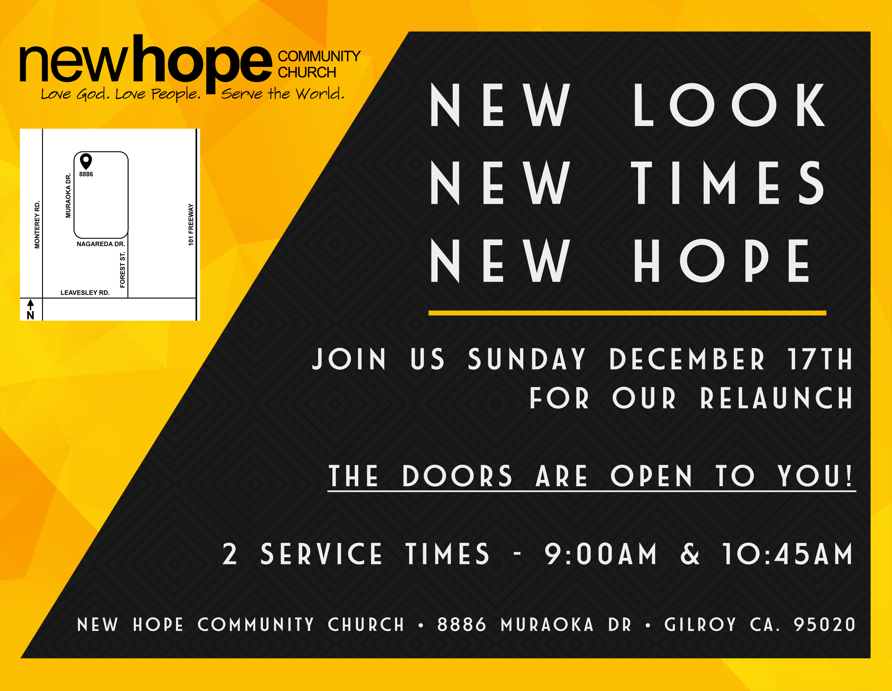 New Hope New Time