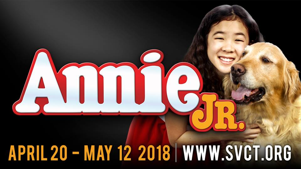 "Curtain Up Theater Review by Camille Bounds: ""Annie Jr"" is a complete delight"