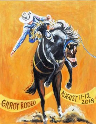 Gilroy Rodeo — August 11-12, 2018