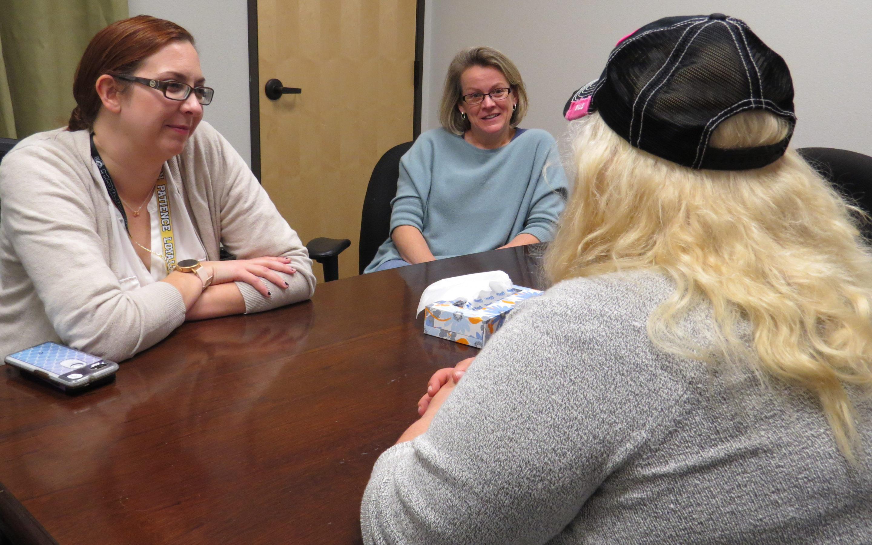 Main story: Community Solutions gives hope to human-trafficking survivors
