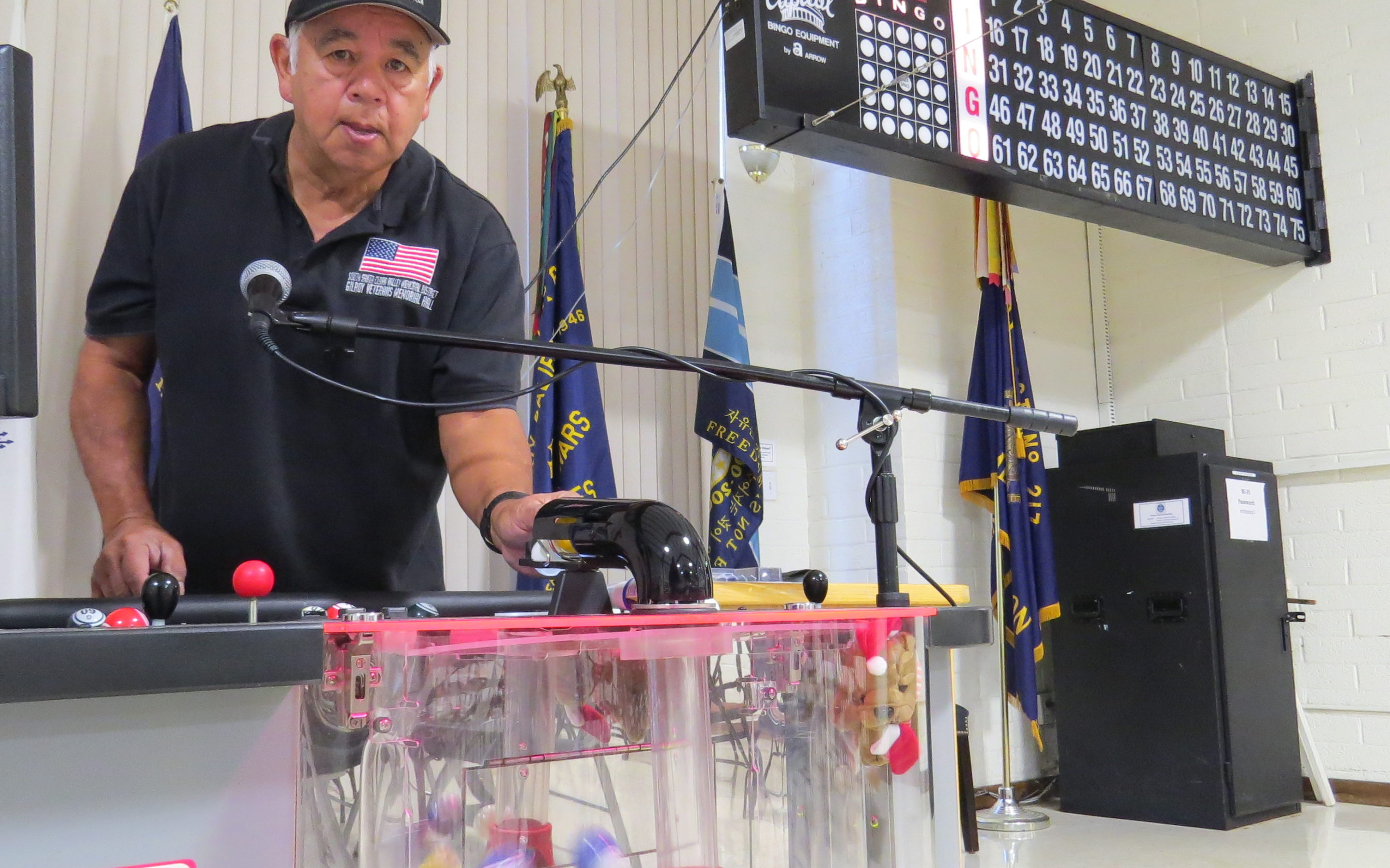 Main story: South Valley vets raising funds for major building remodel