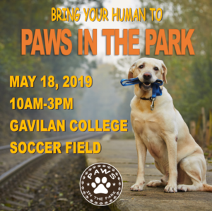 Paws in the Park @ Gavilan College Soccer Field | Gilroy | California | United States