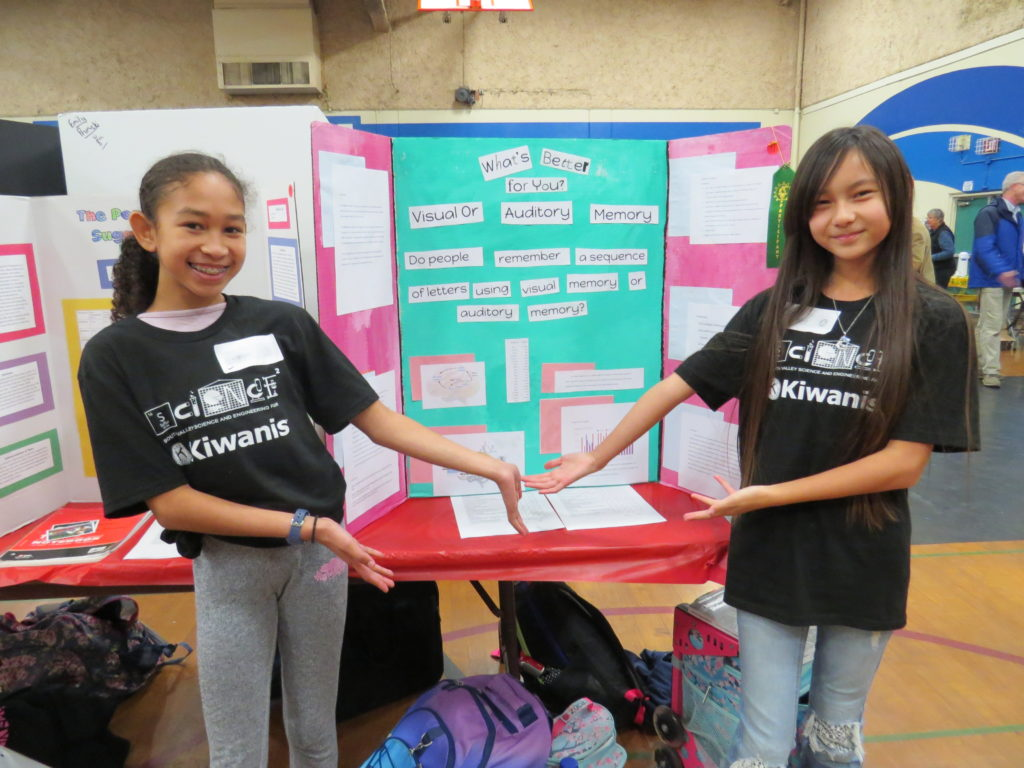 Nonprofit profile: Students can start Science Fair projects