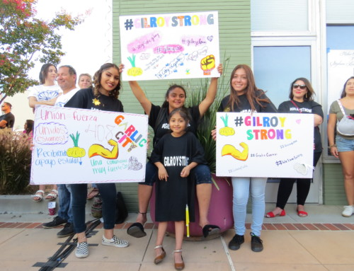Festival shooting: Gilroy stands strong