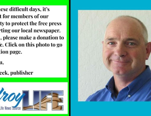 Support your local free press: Donate to Gilroy Life